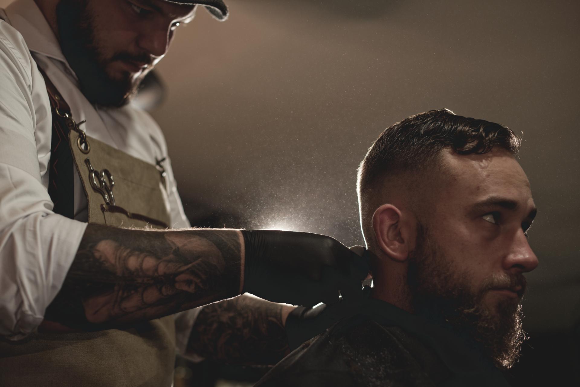 shelby barber poznań