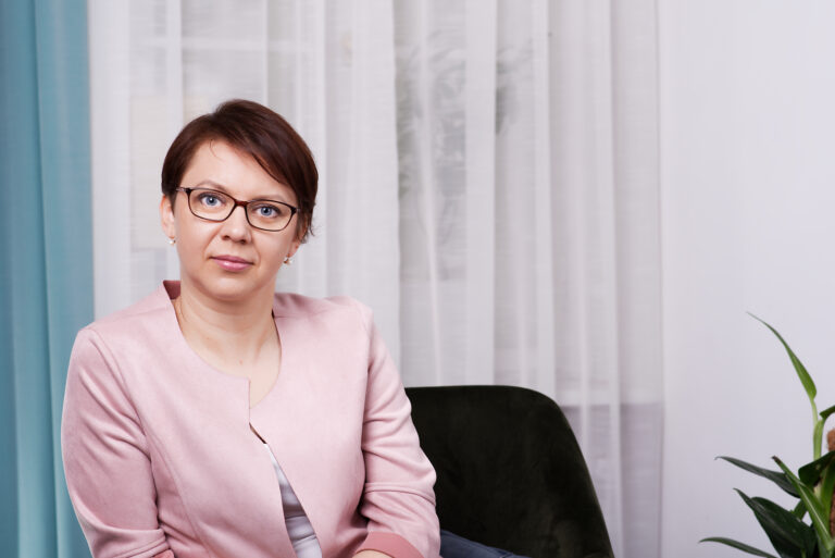 Read more about the article Psycholożka Julia