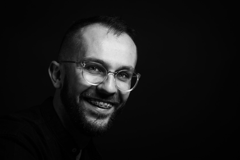 kameralna sesja z Andrzejem